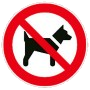 Logo no pets allowed